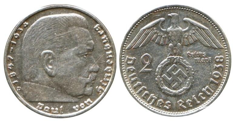 Allemagne_2_reichmark_1938_D