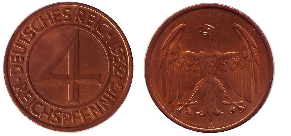 Allemagne_4_Pfennig_1932_A_Berlin