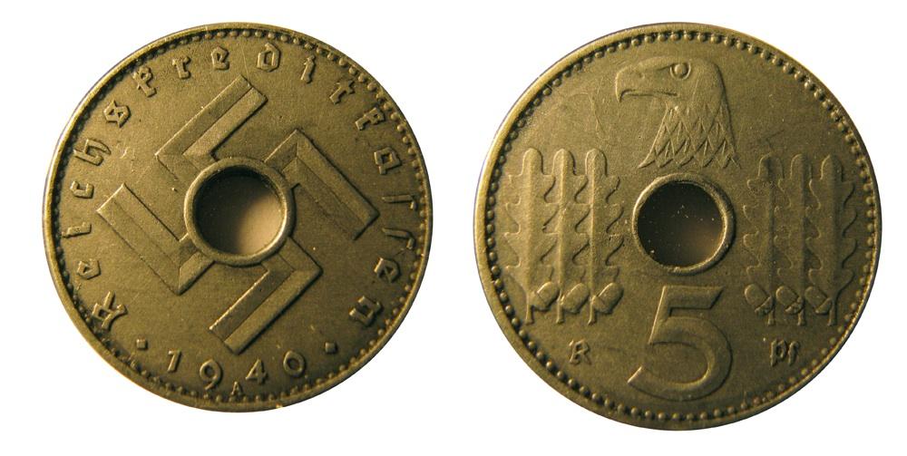 Allemagne_5_Pfennig_reichskreditkassen_1940